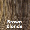 Eva Gabor Basics Wig Color Brown/Blonde
