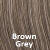 Eva Gabor Basics Wig Color Brown Grey