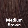 Eva Gabor Basics Wig Color Medium Brown
